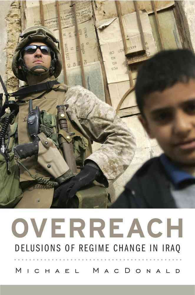 Overreach By MacDonald, Michael